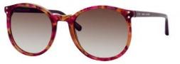 Marc Jacobs 357/S Sunglasses Sunglasses - 0RQK Coral Plum Brown (CC Brown Gradient Lens)