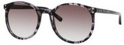 Marc Jacobs 357/S Sunglasses Sunglasses - 08G7 Gray Spotted Black (J8 Mauve Gradient Lens)