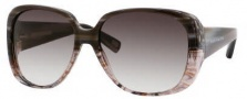 Marc Jacobs 362/S Sunglasses Sunglasses - 0E96 Brown Spot Marble (JS Gray Gradient Lens)