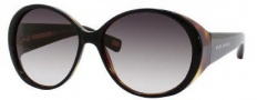 Marc Jacobs 363/S Sunglasses Sunglasses - 0BG4 Black Dark Tortoise (JS Gray Gradient Lens)