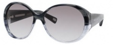 Marc Jacobs 363/S Sunglasses Sunglasses - 0G74 Blue Spot Marble (LF Gray Gradient Lens)