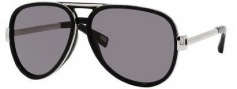 Marc Jacobs 364/S Sunglasses Sunglasses - 006Q Gray Spotted Palladium (89 Gray Gradient Lens)