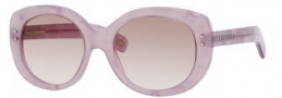 Marc Jacobs 367/S Sunglasses Sunglasses - 0KZM Gray Pearl (1M Beige Gradient Lens)