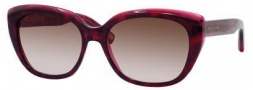 Marc Jacobs 368/S Sunglasses Sunglasses - 0OQ8 Havana Cyclamen O (K8 Brown Gradient Lens)