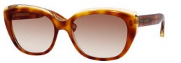 Marc Jacobs 368/S Sunglasses Sunglasses - 0OQ2 Havana Nude (lD Brown Gradient Lens)