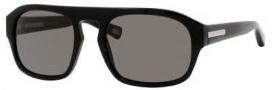 Marc Jacobs 387/S Sunglasses Sunglasses - 0807 Black (NR Brown Gray Lens)