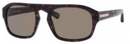 Marc Jacobs 387/S Sunglasses Sunglasses - 0086 Dark Havana (70 Brown Lens)