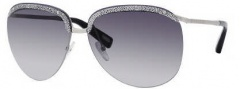 Marc Jacobs 391/S Sunglasses Sunglasses - 0011 Matte Palladium (HD Gray Gradient Lens)