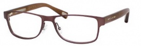 Marc Jacobs 374 Eyeglasses Eyeglasses - 0OM8 Brown Matte