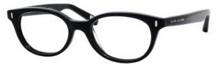 Marc Jacobs 375 Eyeglasses Eyeglasses - 0807 Black