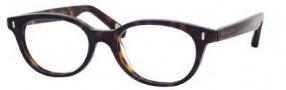 Marc Jacobs 375 Eyeglasses Eyeglasses - 0086 Dark Havana