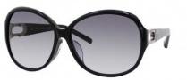 Jimmy Choo Allium/F/S Sunglasses Sunglasses - 0ZP3 Black (JJ Gray Gradient Lens)
