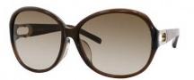 Jimmy Choo Allium/F/S Sunglasses Sunglasses - 0BNP Cocoa (CC Brown Gradient Lens)