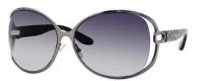 Jimmy Choo Catherine/S Sunglasses Sunglasses - 0WUX Dark Ruthenium (HD Gray Gradient Lens)