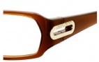 Jimmy Choo 24 Eyeglasses Eyeglasses - 0NZG Brown