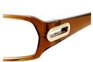 Jimmy Choo 24 Eyeglasses Eyeglasses - 0N5U Caramel Fade