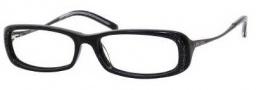 Jimmy Choo 35 Eyeglasses Eyeglasses - 0YHK Black / Glitter Black