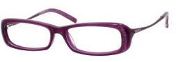 Jimmy Choo 35 Eyeglasses Eyeglasses - 0YlF Violet Glitter / Purple