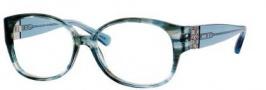 Jimmy Choo 42 Eyeglasses Eyeglasses - 0E71 Aqua Marble