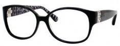 Jimmy Choo 42 Eyeglasses Eyeglasses - 0AXT Black Leopard