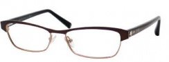 Jimmy Choo 43 Eyeglasses Eyeglasses - 0SYN Brown Glitter