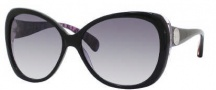 Jimmy Choo Julie/S Sunglasses Sunglasses - 0XOQ Pink Snake Blue (JJ Gray Gradient Lens)