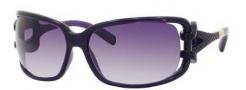Jimmy Choo Mini JJ/S Sunglasses Sunglasses - 0Z0F Purple (AA Burgundy Mirror Gradient Lens)
