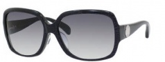 Jimmy Choo Veruschka/F/S Sunglasses Sunglasses - 0WUQ Black Crocodile Silver (JJ Gray Gradient Lens)
