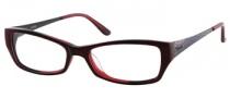 Guess GU 2227 Eyeglasses Eyeglasses - PURBU: Purple Fade / Burgundy