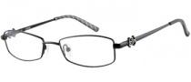 Guess GU 2254 Eyeglasses Eyeglasses - BLK: Black