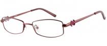 Guess GU 2254 Eyeglasses Eyeglasses - BU: Burgundy
