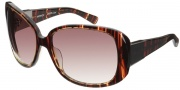 Modo Monica Sunglasses Sunglasses - Brown / CR39 Gradient Lens