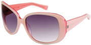 Modo Monica Sunglasses Sunglasses - Pearl / CR39 Gradient Lens