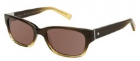 Modo Pablo Sunglasses Sunglasses - Brown Yellow