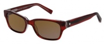 Modo Pablo Sunglasses Sunglasses - Red Crystal