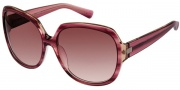 Modo Valentina Sunglasses Sunglasses - Purple / Gradient Lens