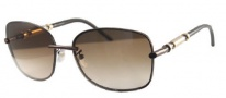 Givenchy SGV420 Sunglasses Sunglasses - K01 Bronze / Gradient Brown Lens