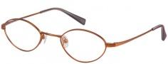 Modo 115 Eyeglasses Eyeglasses - Tangerine