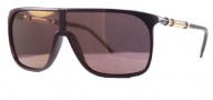 Givenchy SGV772 Sunglasses Sunglasses - 9FD Dark Purple / Violet Mirrored Lens