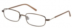 Modo 122 Eyeglasses Eyeglasses - Antique Gold