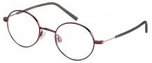 Modo 123 Eyeglasses Eyeglasses - Dark Ruby
