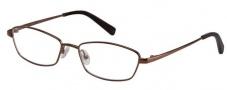 Modo 620 Eyeglasses Eyeglasses - Mahogany