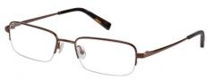Modo 621 Eyeglasses Eyeglasses - Mahogany