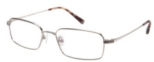 Modo 625 Eyeglasses Eyeglasses - Brushed Silver