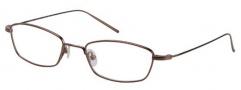 Modo 1067 Eyeglasses Eyeglasses - Chocolate