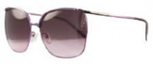 Givenchy SGV417 Sunglasses Sunglasses - 8T4 Purple / Smoke Gradient Lens