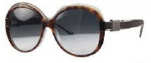 Givenchy SGV695 Sunglasses Sunglasses - U81 Dark Havana / Gradient Smoke Lens