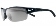 Nike Show X2 EV0620 Sunglasses Sunglasses - EV0620-001 Black / Grey / Orange Blaze Lens