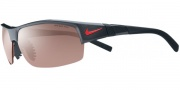 Nike Show X2 EV0620 Sunglasses Sunglasses - EV0621-069 Stealth / Max Speed Tint / Grey Lens