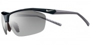 Nike Impel EV0474 Sunglasses Sunglasses - EV0474-001 Black / Grey Lens